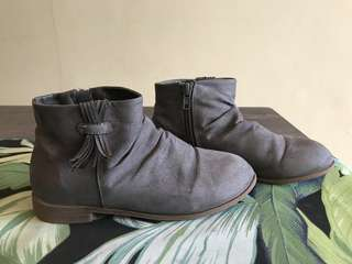 ZARA Ankle Boots for girls