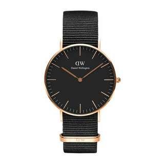 Daniel Wellington Classic Black Watch 40mm