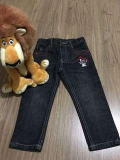 Disney stitch jeans