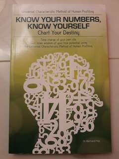 Know Your Numbers, Know Yourself - Chart Your Destiny