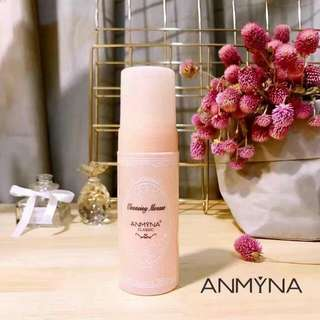🎀ANMYNA🎀Cleaning Mousse  (FREE facial brush) Cleanses skin deeply and effectively. Removes dirt and light make-up in pores thoroughly.