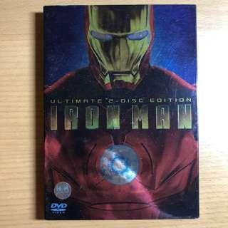 [Original & Genuine] Ultimate 2-Disc Edition Iron Man DVD