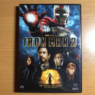 [Genuine & Original] Iron Man 2 DVD