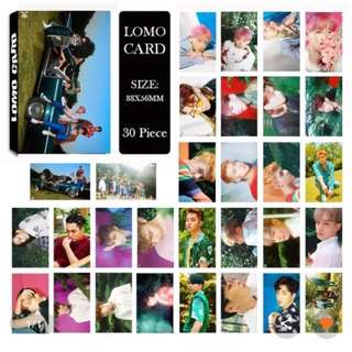 EXO THE WAR KOKOBOP Lomo Cards (P.O.)