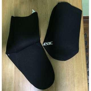 Dive socks Neoprene SEAC