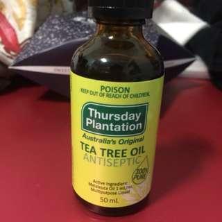 全新 澳洲星期四農莊 茶樹精油❤️抗痘 殺菌 50ml