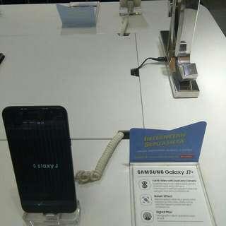 Samsung J7+ promo 0% cicilan tanpa kartu kredit