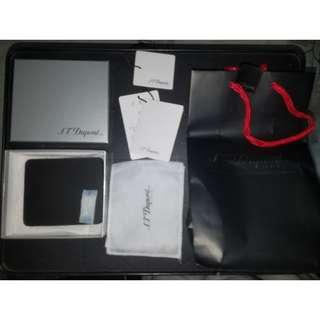 S.T. Dupont Classics 杜邦銀包錢包 ****只有盒和紙袋 Only Paper Box & Bag****