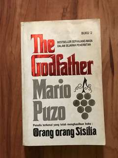 Godfather buku 2