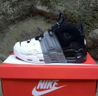 Nike air more uptemo premium original 100%