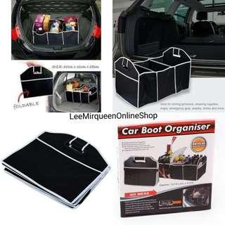 CAR BOOTH ORGANIZER