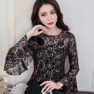 Ladies TOP, Baju, Malay