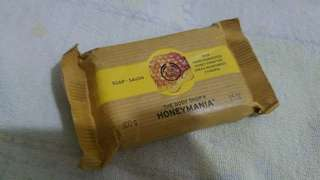 THE BODY SHOP - HONEYMANIA BAR SOAP