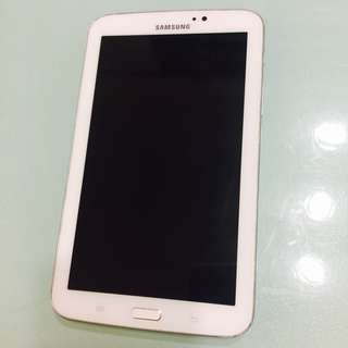 "Samsung Galaxy Tab 3 (7"")WiFi 8GB-white"