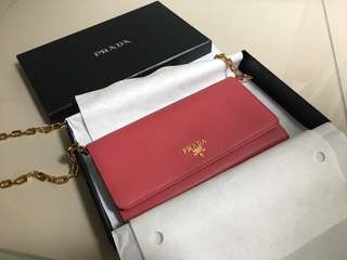 Prada Wallet Authentic 🎀