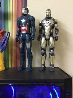 Iron Man Hasbro 2013 Collection