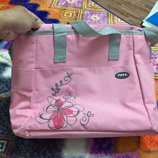 Beg Baby Fiffy (Pink)