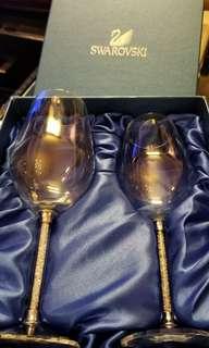 Swarovski水晶酒杯