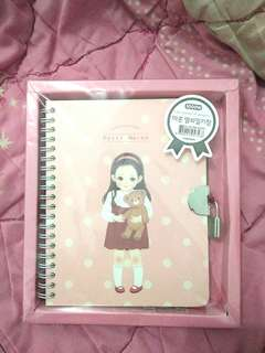 buku tulis / diary
