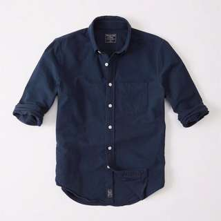 A&F Long sleeve shirt