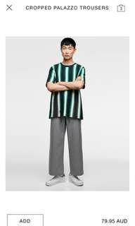 Zara men's large pants