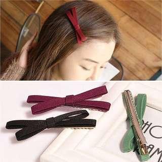 Ribbon Hair Clip