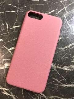 酒紅磨沙 iPhone 7+/8+ Case