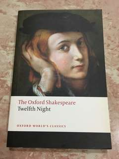 Twelfth Night (Oxford Shakespeare Edition)