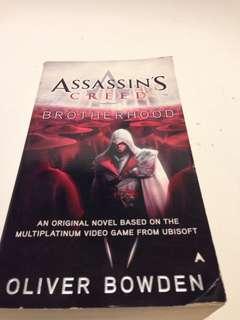 Assasins Creed Book