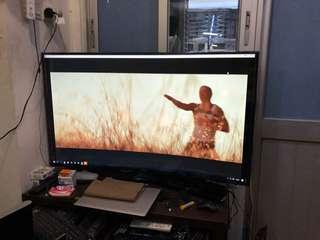 Samsung 49吋 曲面 4K SMART TV UA49KU6880