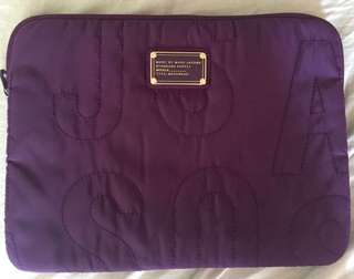Authentic Marc Jacobs Laptop Sleeve 15""