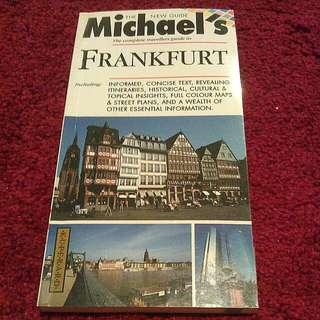 Travel To Frankfurt Guide