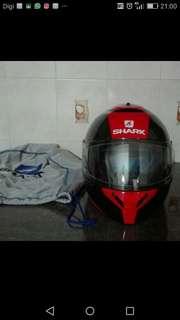Helmet Arai Shoei Givi Agv Shark Spartan Carbon