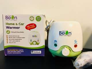 Little Bean 2 in 1 Home and Car Water Warmer