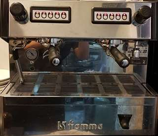 2phase coffee machine