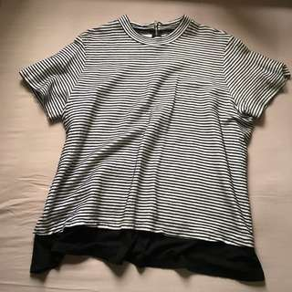 M&S Oversized Striped Top