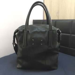 Marison Martin Margiela Leather Tote mmm mm6