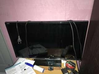 HDMI SHARP 29inch TV