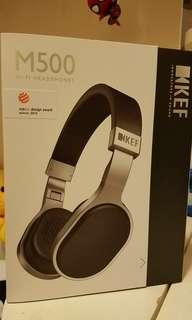 KEF M500 HI-FI HEADPHONE(香港行貨)
