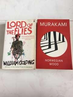 Lord of the flies / Murakami
