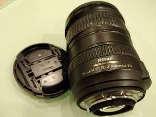 Nikon AF-S 18-200mm f/3.5-5.6 G ED
