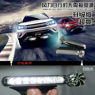 LED Foglamp Wind Power Universal
