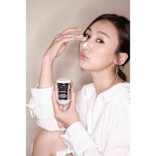 Anmyna Pure Makeup Cream  Loved By Hong Kong Actress   Skincare Product No Makeup Removal  Easy To Apply Natural Coverage