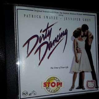 dirty dancing ost cd