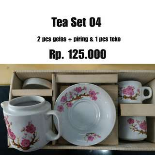 Tea Set 04