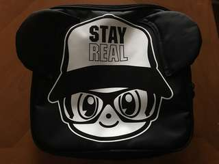 Stay Real Bag