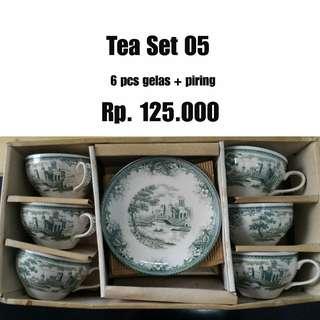 Tea Set 05