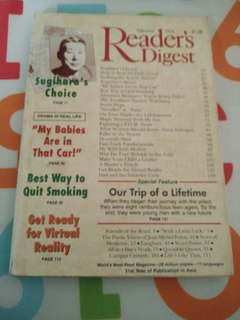 Reader digest February 1994