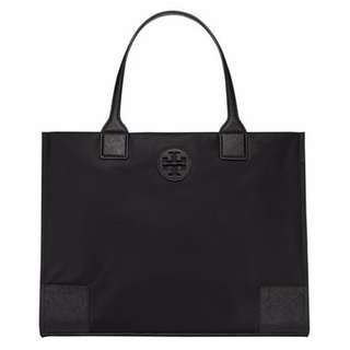 [CLEARANCE & close to 45% off] Authentic Tory Burch - Ella Tote (Black)