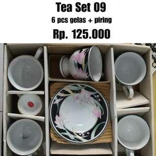 Tea Set 09